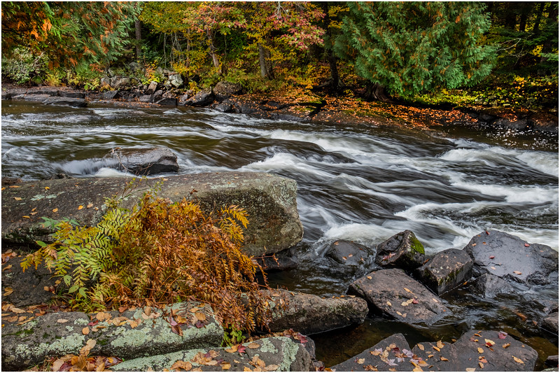 Adirondacks Buttermilk Falls 20 October 2018