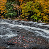 Adirondacks Buttermilk Falls 28 October 2018