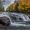 Adirondacks Buttermilk Falls 3 October 2018