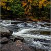 Adirondacks Buttermilk Falls 13 October 2018