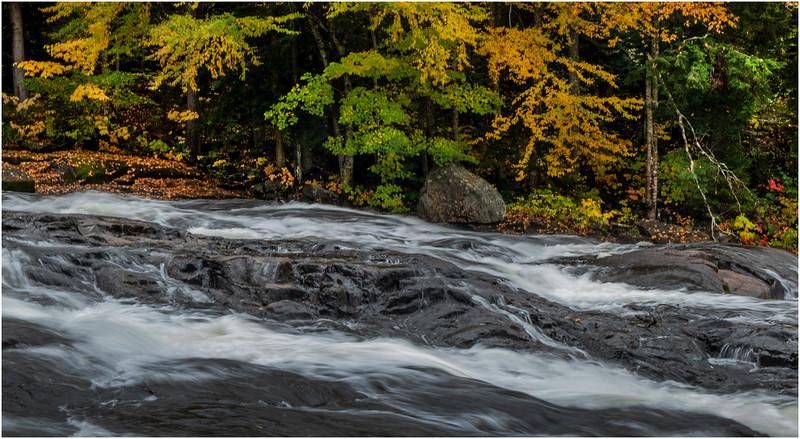 Adirondacks Buttermilk Falls 30 October 2018