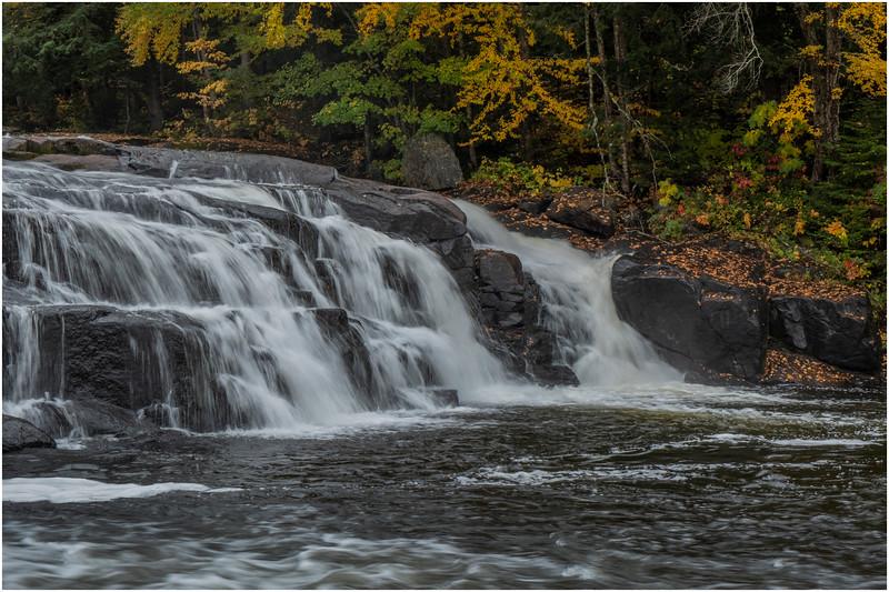 Adirondacks Buttermilk Falls 2 October 2018