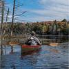 Adirondacks Essex Chain Fourth Lake 4 October 2018