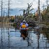 Adirondacks Essex Chain Third Lake 11 October 2018