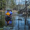 Adirondacks Essex Chain Third Lake 9 October 2018