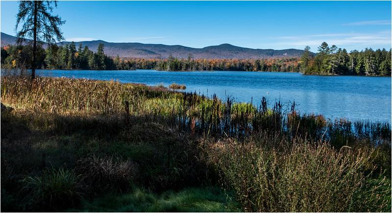 Adirondacks Essex Chain Third Lake 18 October 2018