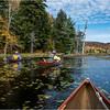 Adirondacks Essex Chain Fourth Lake 13 October 2018