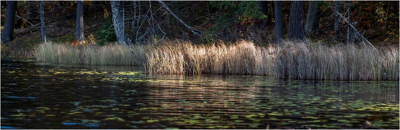Adirondacks Essex Chain Sixth Lake 18 October 2018