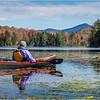 Adirondacks Essex Chain Sixth Lake 13 October 2018
