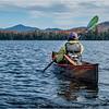 Adirondacks Essex Chain Third Lake 3 October 2018