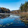 Adirondacks Essex Chain Sixth Lake 23 October 2018