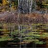 Adirondacks Essex Chain Sixth Lake 22 October 2018