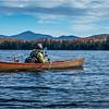 Adirondacks Essex Chain Third Lake 1 October 2018
