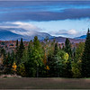 Adirondacks Newcomb Overlook Santanoni Range 2 October 2018