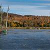 Adirondacks Essex Chain Fourth Lake 11 October 2018