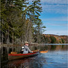 Adirondacks Essex Chain Fourth Lake 6 October 2018