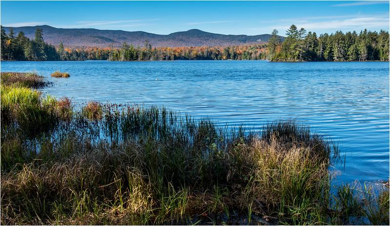 Adirondacks Essex Chain Third Lake 16 October 2018
