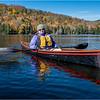 Adirondacks Essex Chain Fifth Lake 13 October 2018