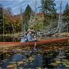 Adirondacks Essex Chain Third Lake 7 October 2018