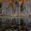 Adirondacks Essex Chain Sixth Lake 15 October 2018