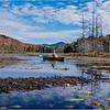 Adirondacks Essex Chain Sixth Lake 8 October 2018