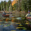 Adirondacks Essex Chain Fifth Lake 6 October 2018