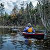 Adirondacks Essex Chain Fourth Lake 1 October 2018