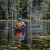 Adirondacks Essex Chain Third Lake 8 October 2018