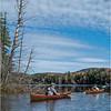 Adirondacks Essex Chain Fourth Lake 3 October 2018