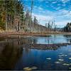 Adirondacks Essex Chain Fifth Lake 8 October 2018