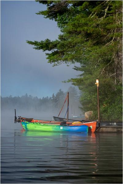 Adirondacks Forked Lake 124 July 2018
