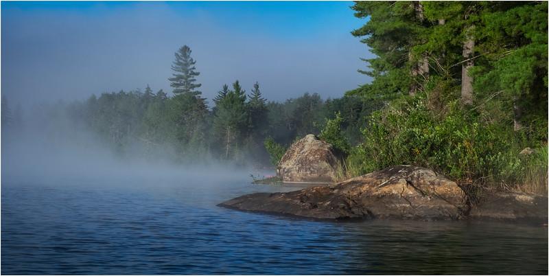 Adirondacks Forked Lake 105 July 2018