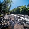 Adirondacks Buttermilk Falls Long Lake 2 July 2018