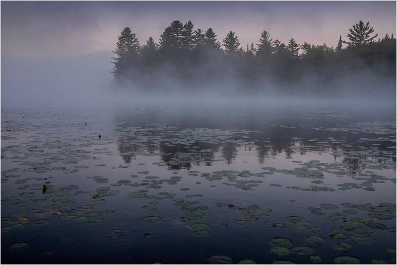 Adirondacks Forked Lake 39 July 2018