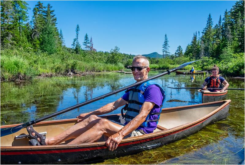 Adirondacks Forked Lake 190 July 2018