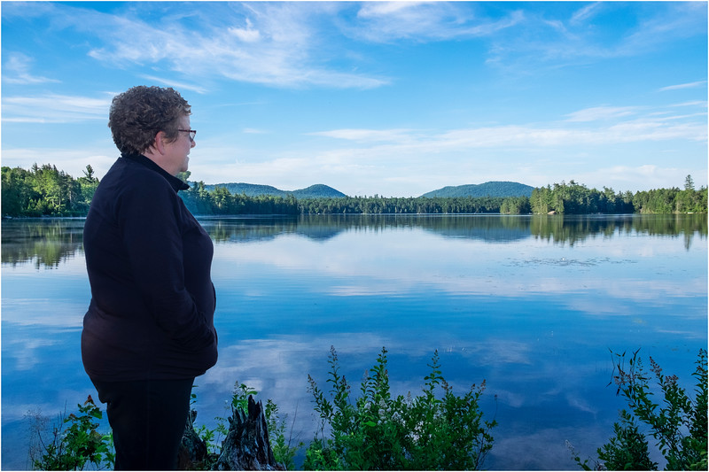 Adirondacks Forked Lake 206 July 2018