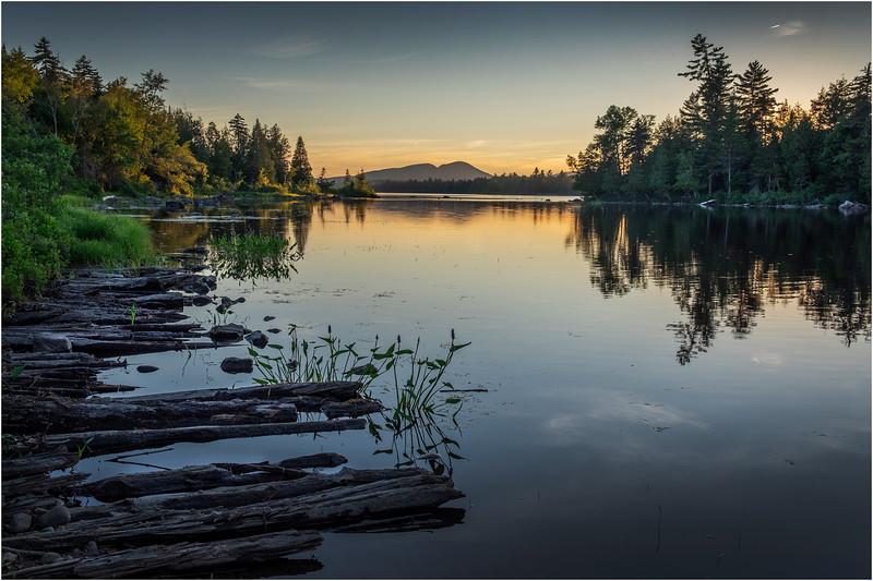 Adirondacks Forked Lake 193 July 2018