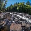 Adirondacks Buttermilk Falls Long Lake 1 July 2018