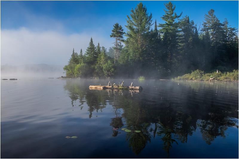 Adirondacks Forked Lake 115 July 2018