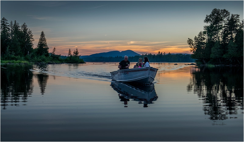 Adirondacks Forked Lake 200 July 2018
