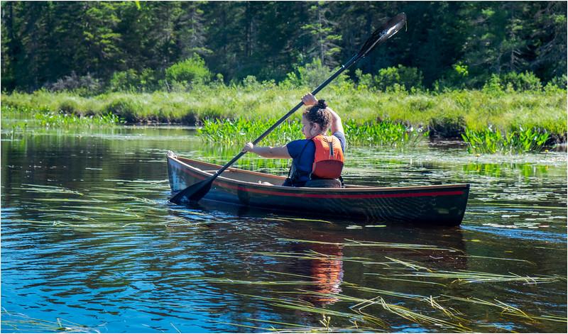 Adirondacks Forked Lake 184 July 2018
