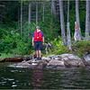 Adirondacks Squaw Lake 16 July 2018