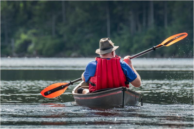 Adirondacks Squaw Lake 5 July 2018