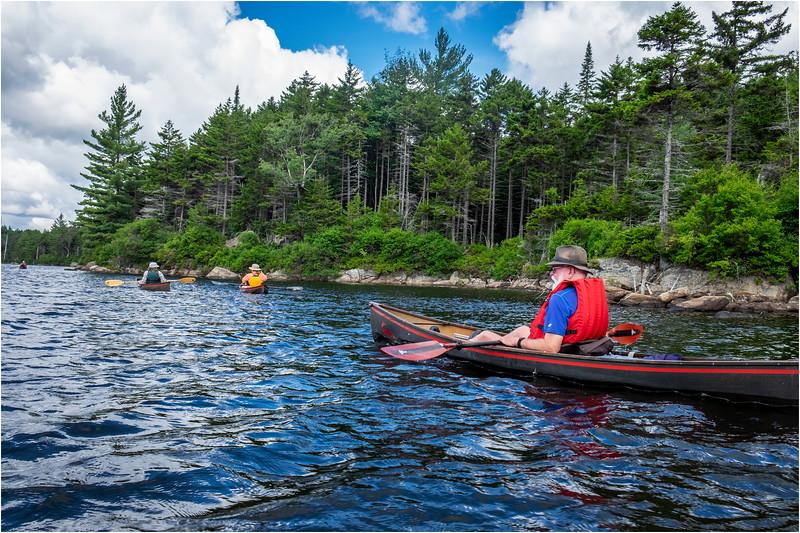 Adirondacks Squaw Lake 1 July 2018