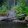 Adirondacks Squaw Lake Shoreline 35 July 2018