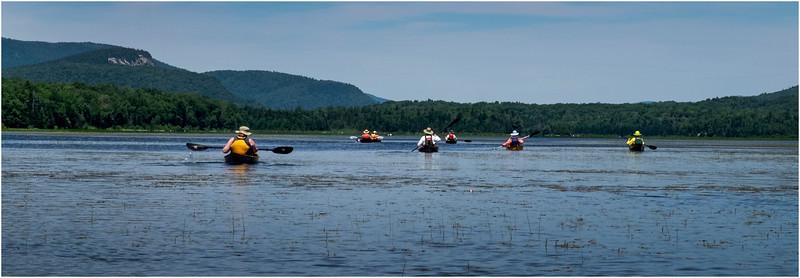 Adirondacks Cedar River Flow Hornbeck Event 15 July 2018