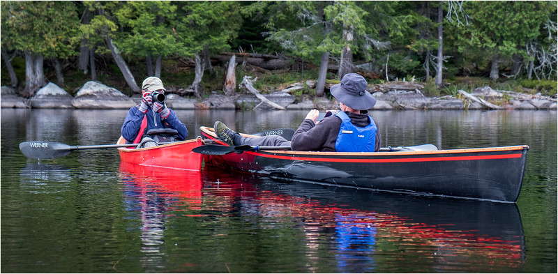 Adirondacks Middle Saranac Lake Weller Pond 27 September 2018