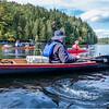 Adirondacks Middle Saranac Lake 13 September 2018