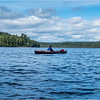 Adirondacks Middle Saranac Lake 11 September 2018
