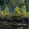 Adirondacks Middle Saranac Lake Little Weller Pond 6 September 2018